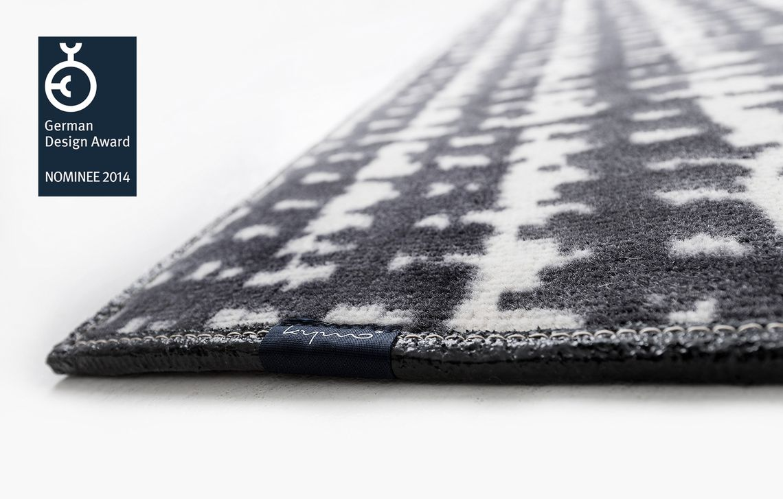 Grids - collection 02 - Carpet - Kymo - 2014