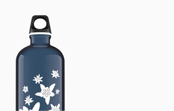 Edelweiss - Water bottle - SIGG – 2016